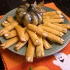 Thumbnail image for Fun Halloween Party Food Recipes – Prosciutto Ham Head & Pillsbury Spooky Finger Breadsticks