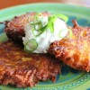 Thumbnail image for Sweet Potato Latkes With Apples and Onions
