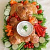 Thumbnail image for Bunny Bread Crudité Platter – A Simple Easter Appetizer