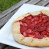 Thumbnail image for Grilled Strawberry Galette – A Simple Barbequed Dessert Recipe