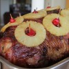 Thumbnail image for Christmas Honey Baked Ham with Pineapple — A Retro Recipe for the Holidays