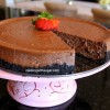 Thumbnail image for Easy Homemade Chocolate Oreo Cookie Crust Cheesecake Recipe