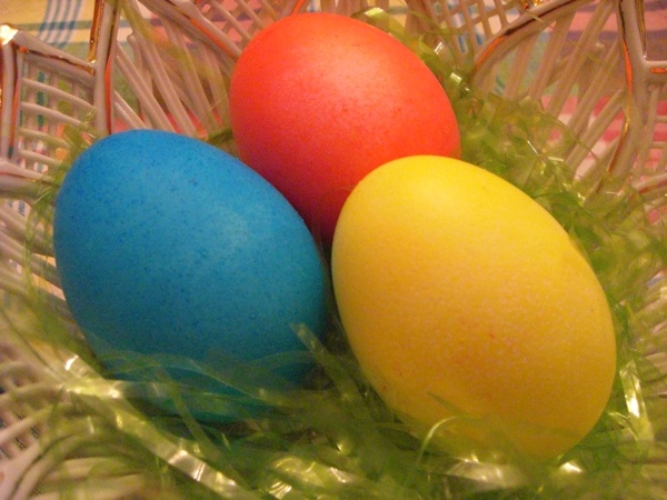 Post image for How to Make Perfect Hard Boiled Eggs for Easter