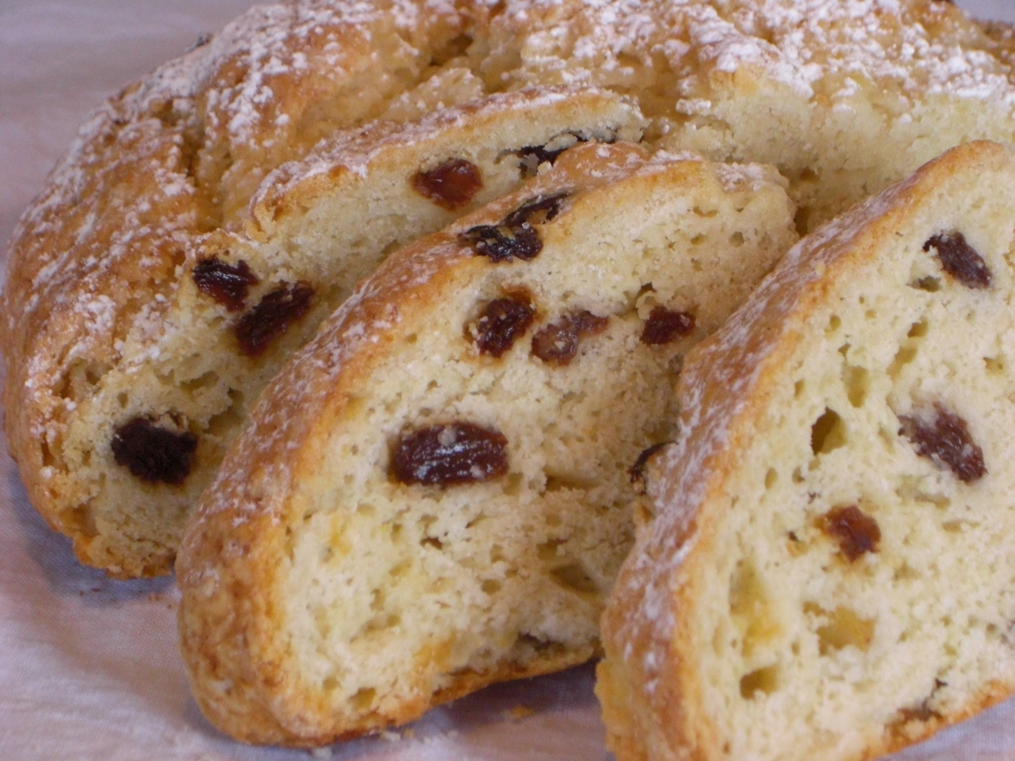 Irish Soda Bread, Mom's Easy Irish Soda Bread Recipe