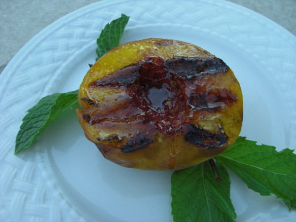 Grilled peach recipes