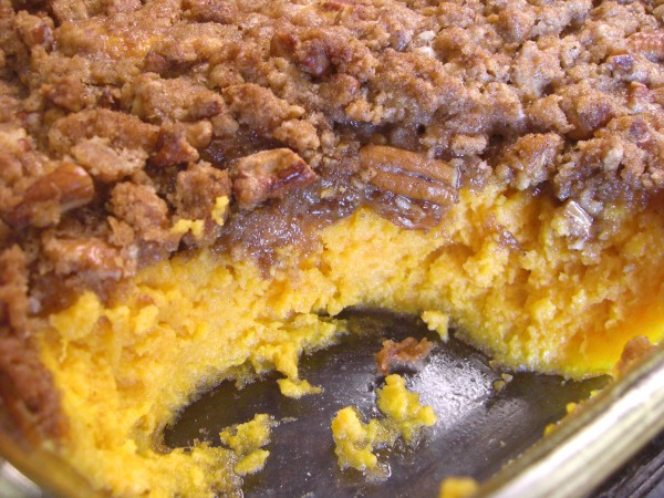 Mom's Amazing Sweet Potato Casserole