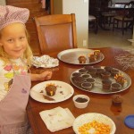 Turkey Cupcakes for Thanksgiving by Betty Crocker