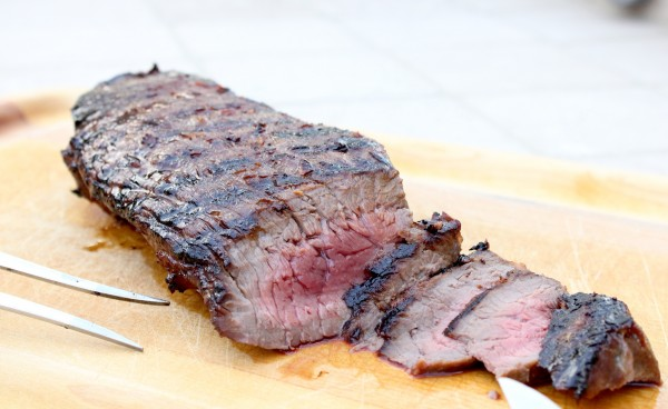 Simple Marinated London Broil Recipe