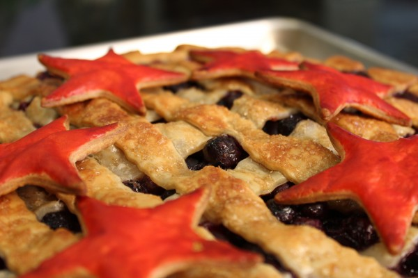 Post image for Homemade Blueberry Pie Recipe, Video & Tips