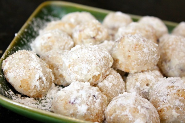 Christmas Cookie Recipes Snowball Christmas Cookies Cooking With Sugar