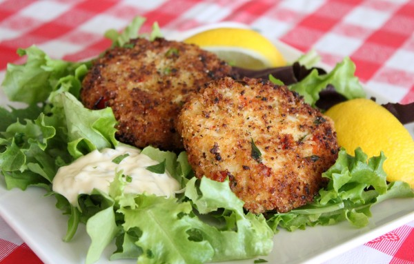 Ultimate Crab Cakes 5
