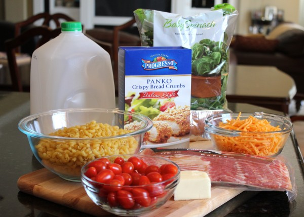 BLT Mac N Cheese – Combining Two Classics