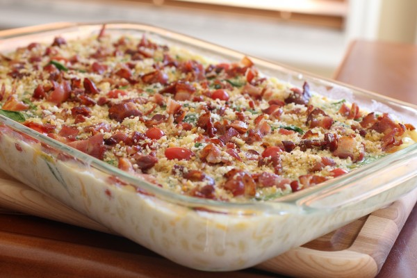 BLT Mac and Cheese 3