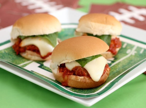 Mamma's Meatball Parmesan Sliders – A Guaranteed Winner
