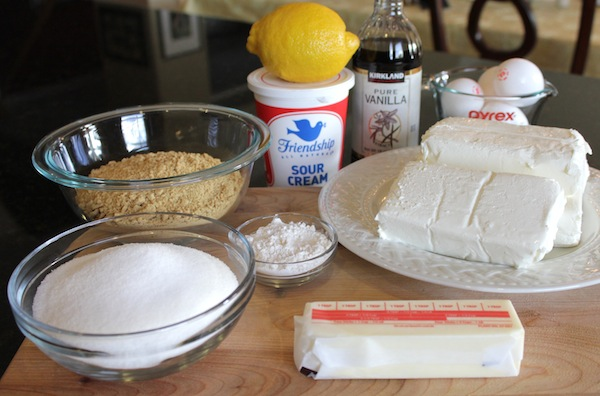 ingredients-best-new-york-style-cheesecake-recipe-easy